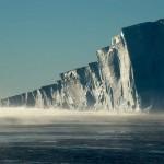 Наблюдается быстрый распад шельфового ледника в Антарктике