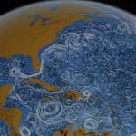 NASA Visualization засняла десятки тысяч океанских воронок