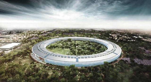 Apple перенесла строительство космического корабля