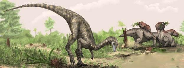 Учёными найден самый древний вид динозавров