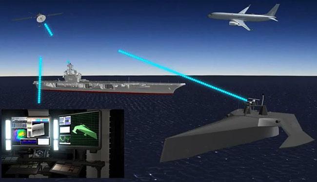 DARPA построит первое противолодочное средство ACTUV