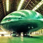 Aeros завершает строительство дирижабля Aeroscraft