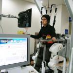 Корейский робот Walkbot поможет людям перенесшим инсульт