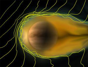 Новые наблюдения пролили свет на ионосферу Венеры