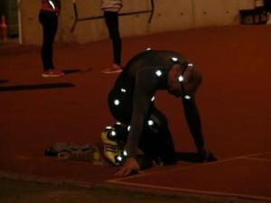 3D-система исправляет движения спортсменов