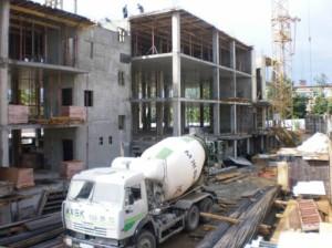 В Дмитрове никак не могут достроить здание городского суда