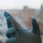 Разработан новый полимер для небьющихся стекол смартфонов