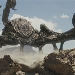 Обнаружены останки древнейшего в мире морского скорпиона