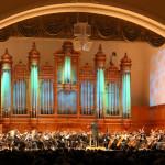 Концерт в Московской консерватории: сын Валерии сыграет сольные партии, дирижирует Александр Сладковский