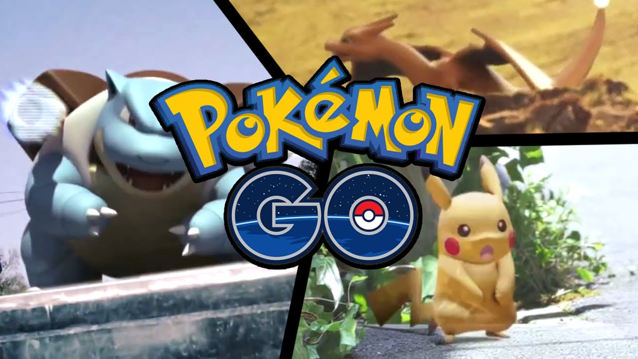 Власти Ирана запретили игру PokemonGO