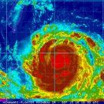 Второй тайфун за три дня! Новый ураган приближается к Тайваню