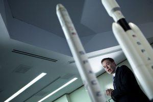 Работа на SpaceX: Как подать заявление на стажировку