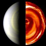 Странное атмосферное явление на Венере