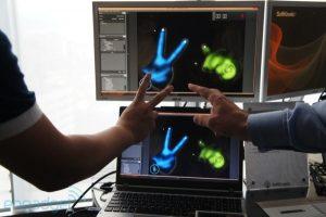 Управлять смартфоном с помощью жестов скоро станет возможным