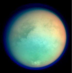 Кассини прощается с Сатурном и завершает последний облет Титана