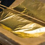 Ученые создали самое тонкое в мире золото