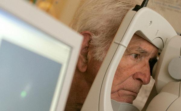 В геноме человека обнаружено еще семь причин возрастной слепоты