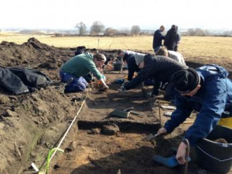 Люди каменного века использовали удобрения