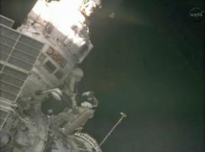 Российские космонавты совершили с МКС 167-й выход в открытый космос