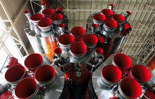 Россия инвестирует 50 млрд долларов в очень амбициозную космическую программу