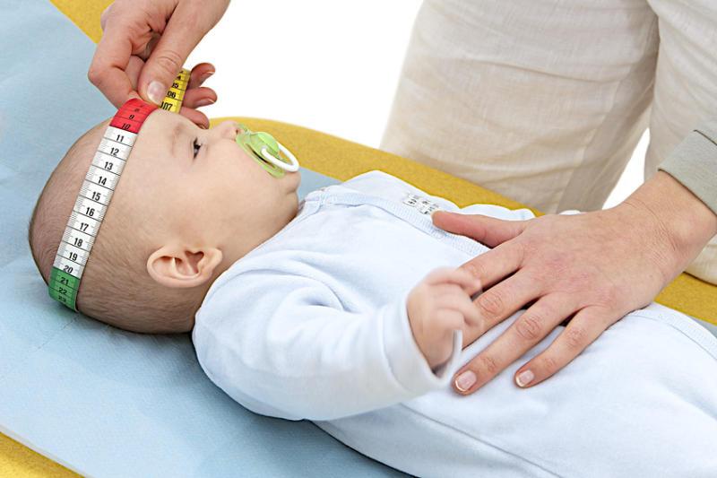 Уровень IQ зависит от увеличения веса младенца в первый месяц жизни