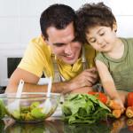 Качество питание мужчины напрямую отражается на здоровье его будущих детей