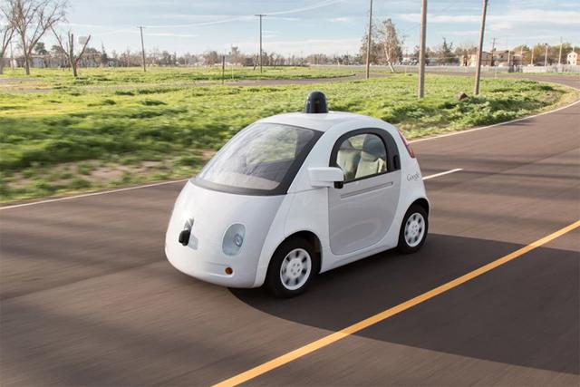 беспилотный автомобиль (AVs)