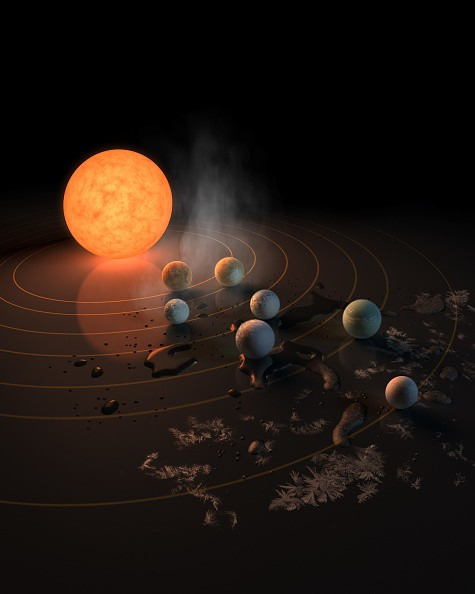 Астрономы нашли атмосферу на планете размером с Землю!
