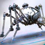 Этого «таракана» вам не раздавить! Робот размером с насекомое выдерживает вес в миллион раз превышающий его собственный