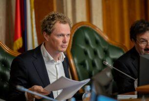 Даниил Егоров, руководитель ФНС России